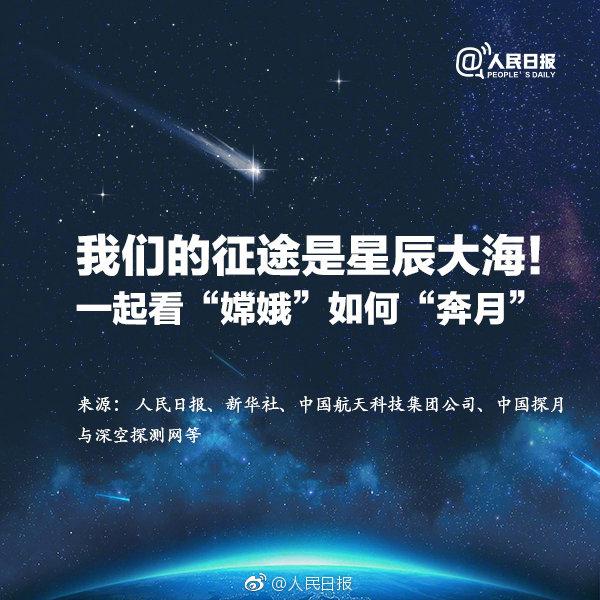 2019年浙江公務員考試常識積累:中國探月工程