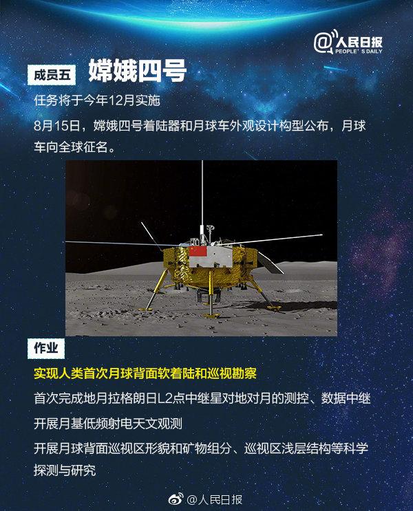 2019年浙江公务员考试常识积累:中国探月工程