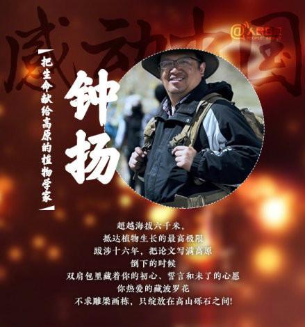 申论素材积累:感动中国2018年度人物事迹介绍