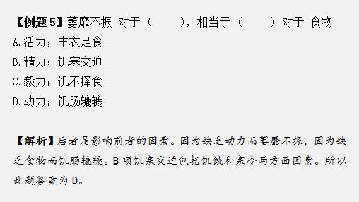 掌握这几种方法,浙江省考行测类比推理拿满分!