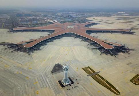 时政:北京大兴国际机场正式通航!
